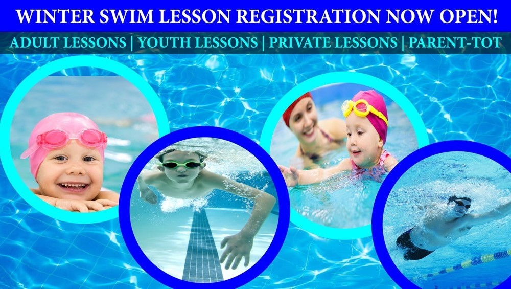 Winter Swim Lesson Registration
